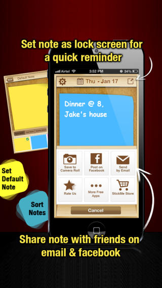 StickMe Notes