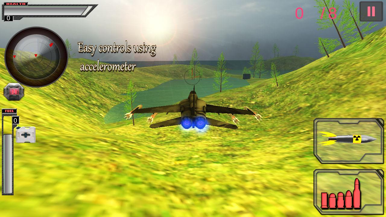 Stormy Jet BattleField
