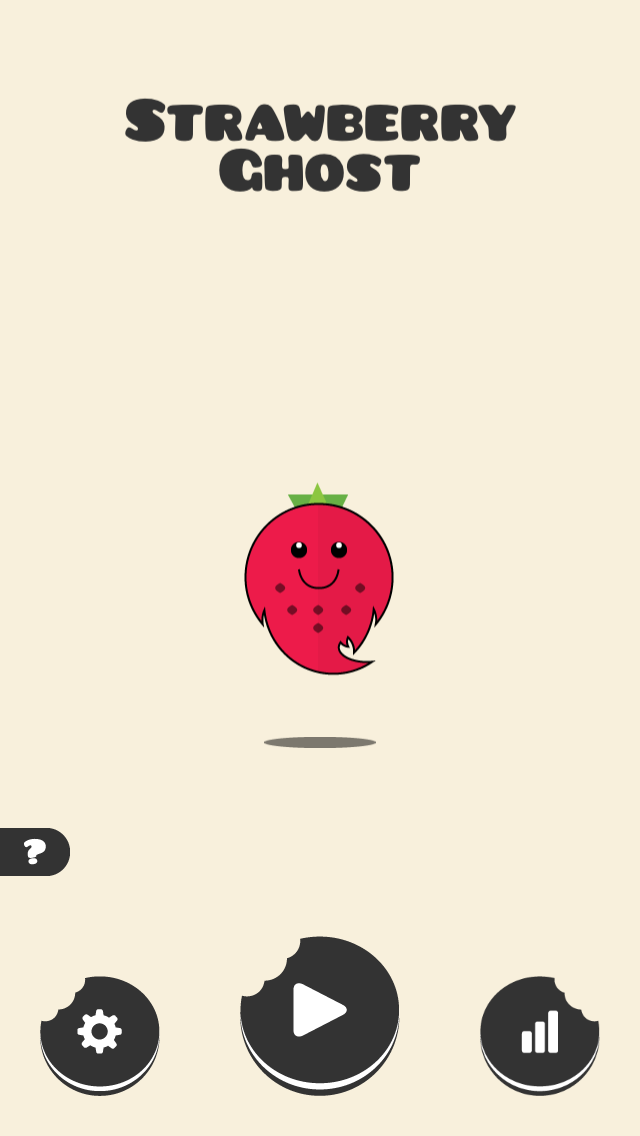 Strawberry Ghost