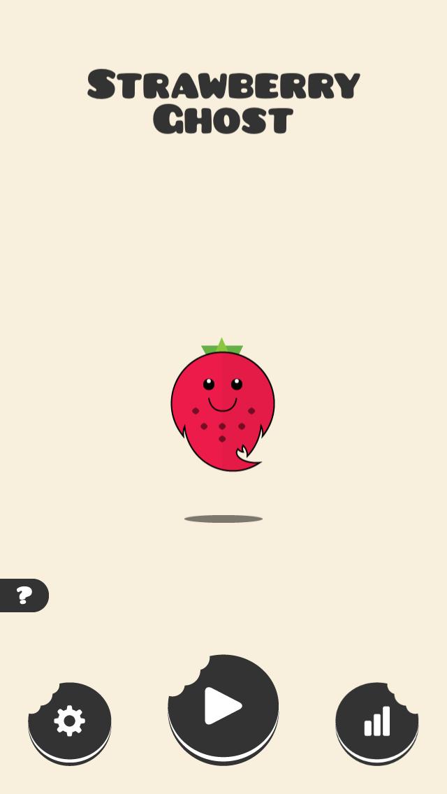 Strawberry Ghost