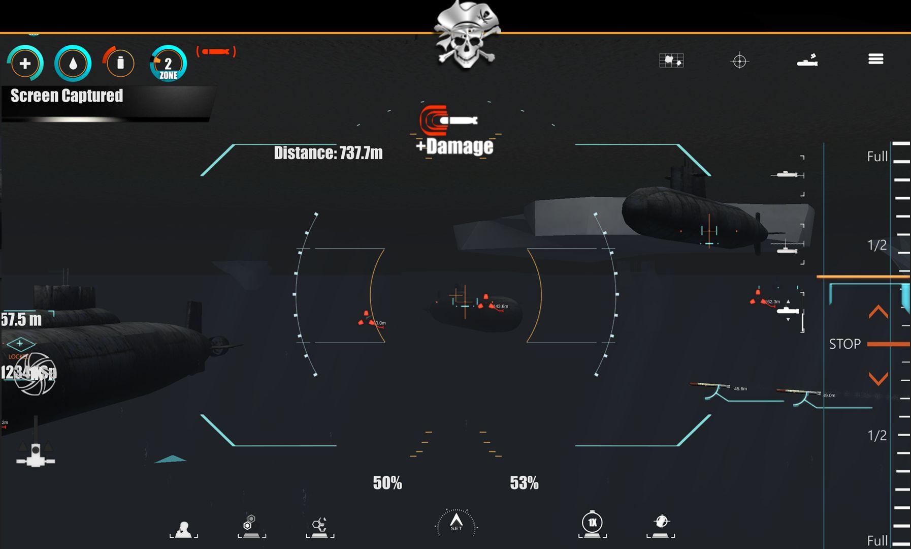 Submarine Pirates