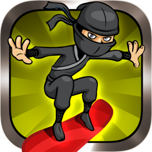 Subway ninja surfers 2016