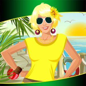 Summer Fashion Dress Up Games