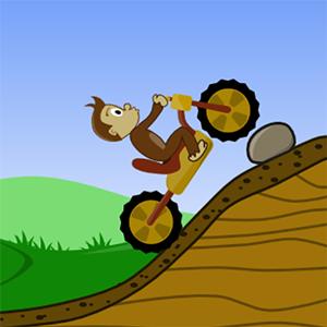 Super Biker Monkey