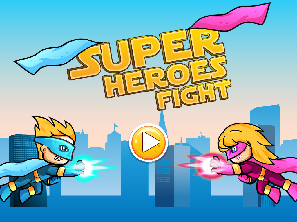 Super Heroes Fight