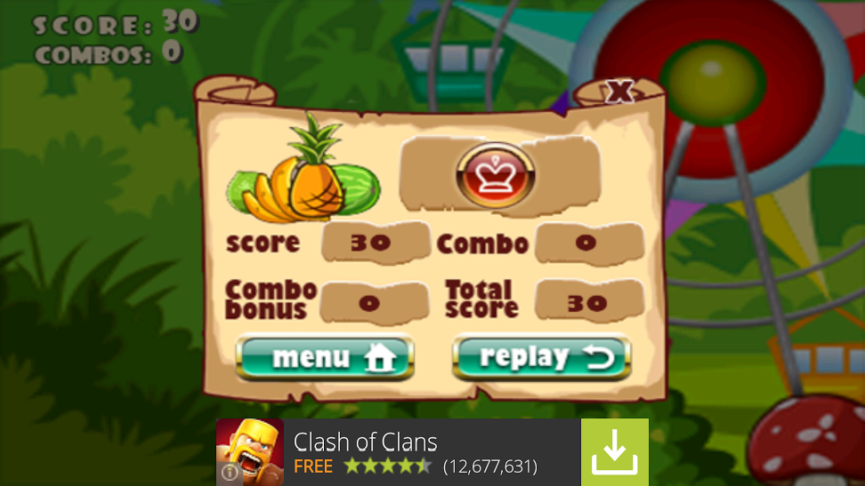 Super Kid – Fruit Rush