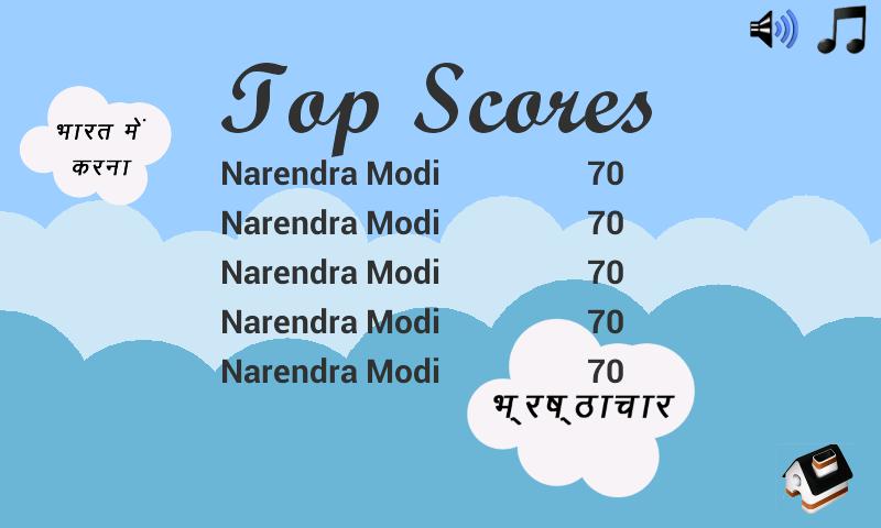 Super Modi – Political Game
