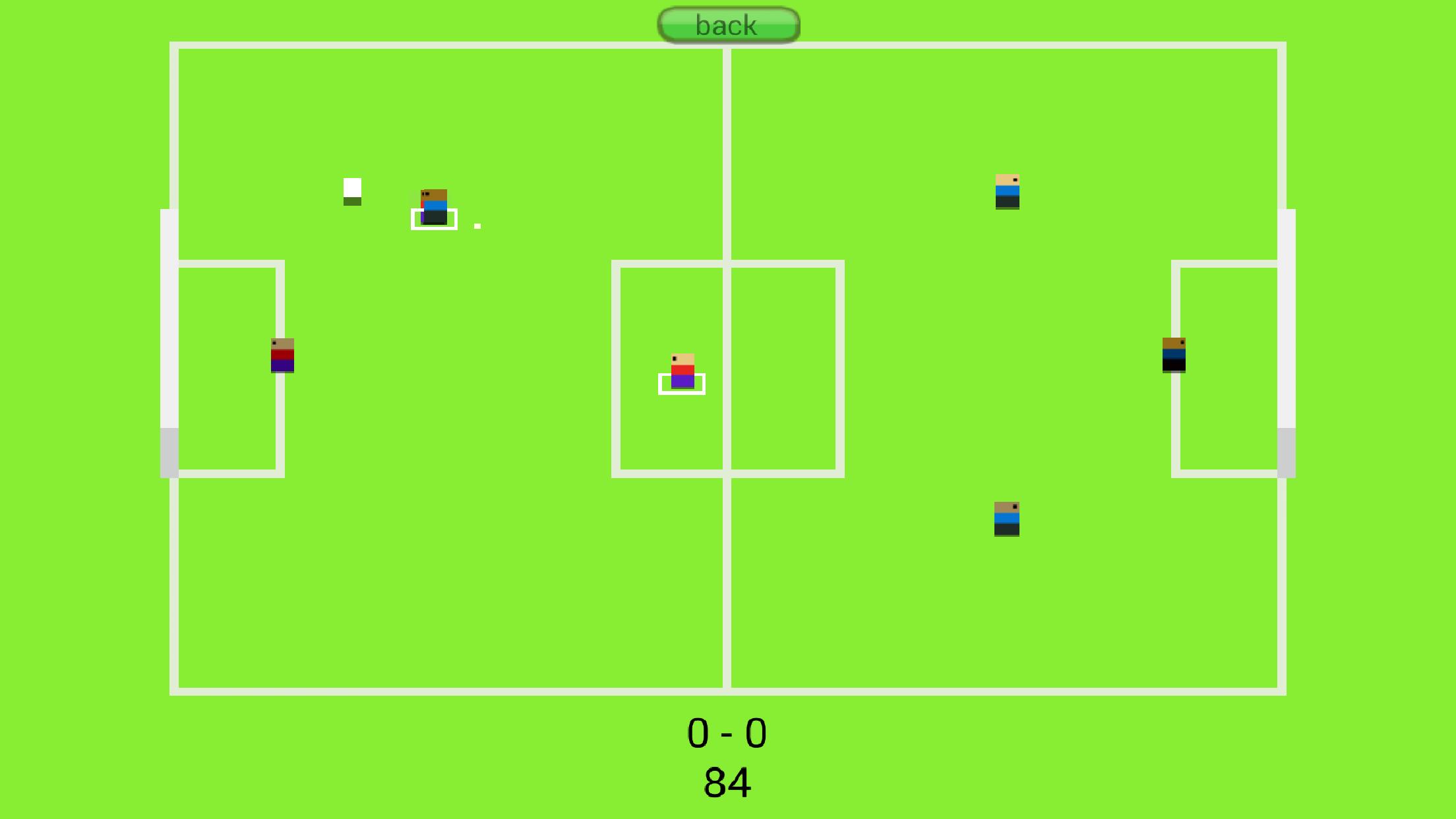 Super Pixel Soccer
