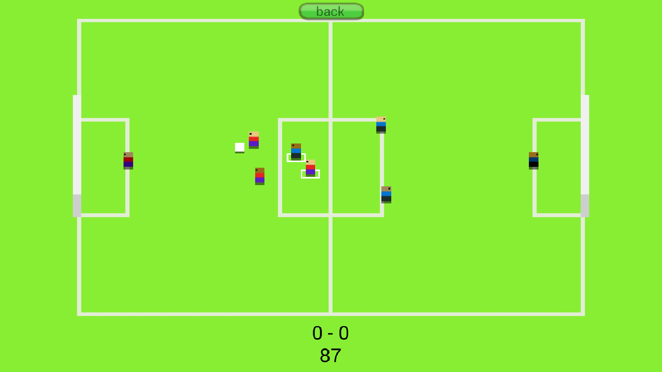 Super Pixel Soccer Premium