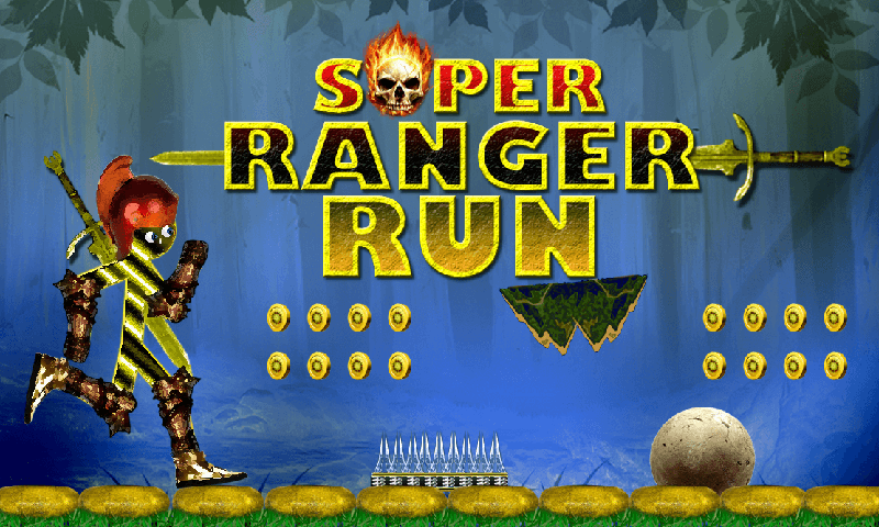 Super Ranger Run