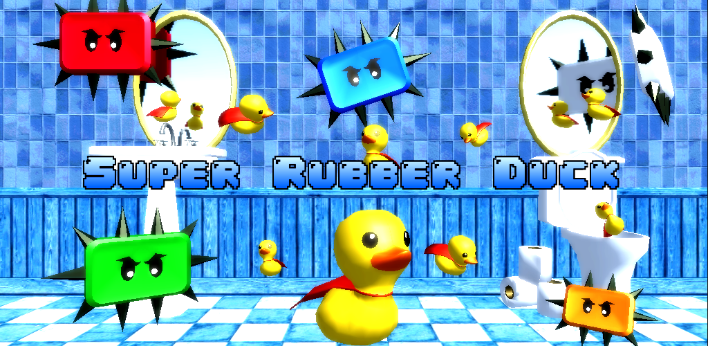 Super Rubber Duck