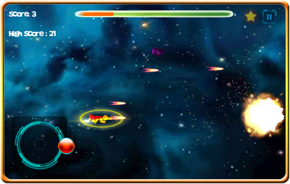 Super Stickman Galaxy