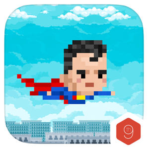 Superhero Flight School