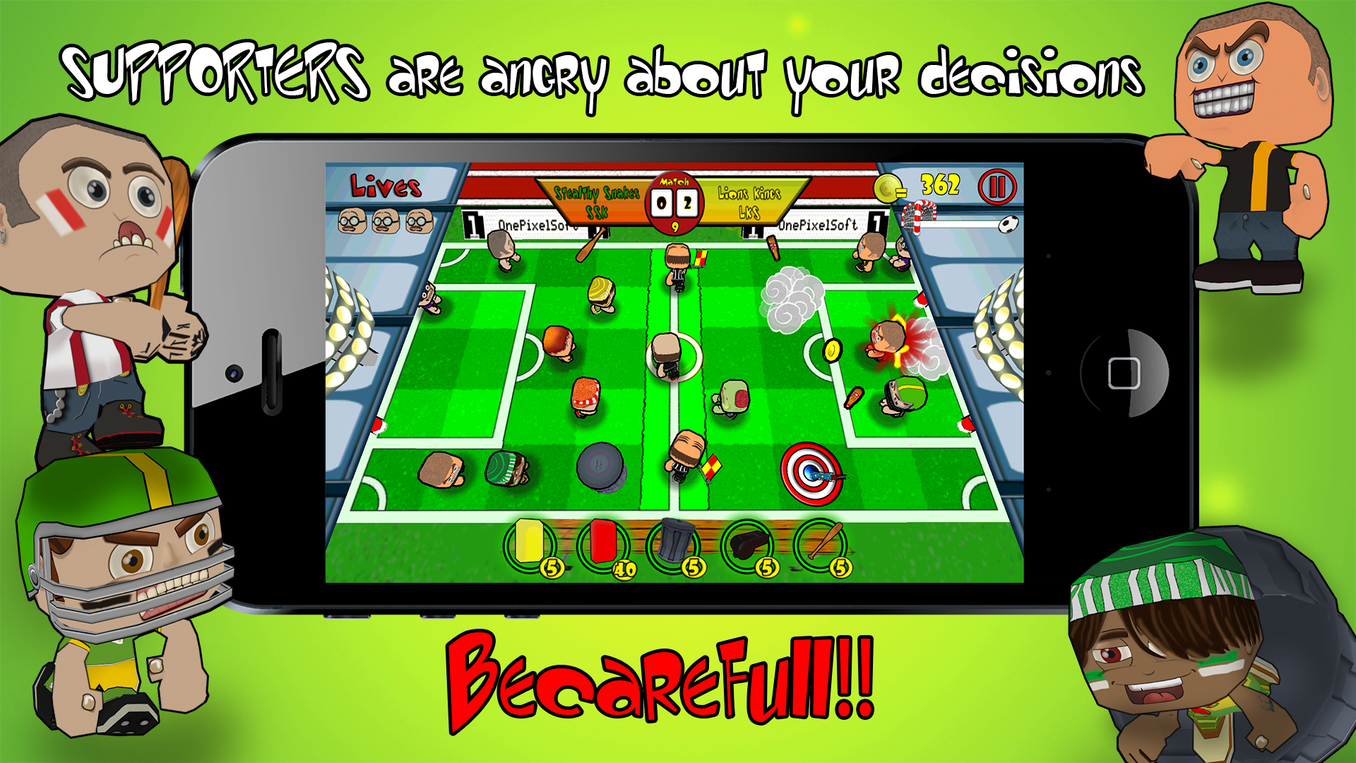 Survival Match Football Lite