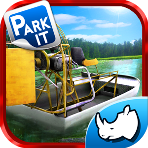 Swamp Boat Parking – 3D Racer