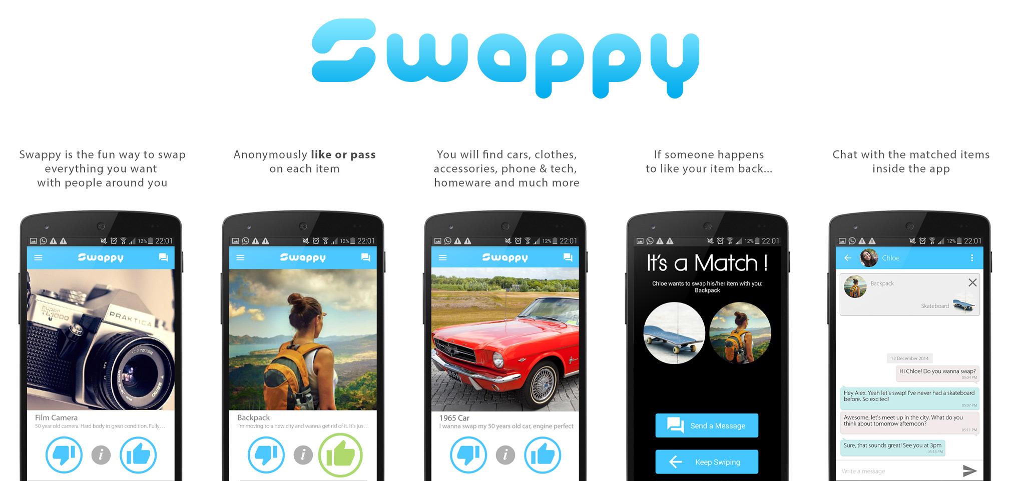 Swappy