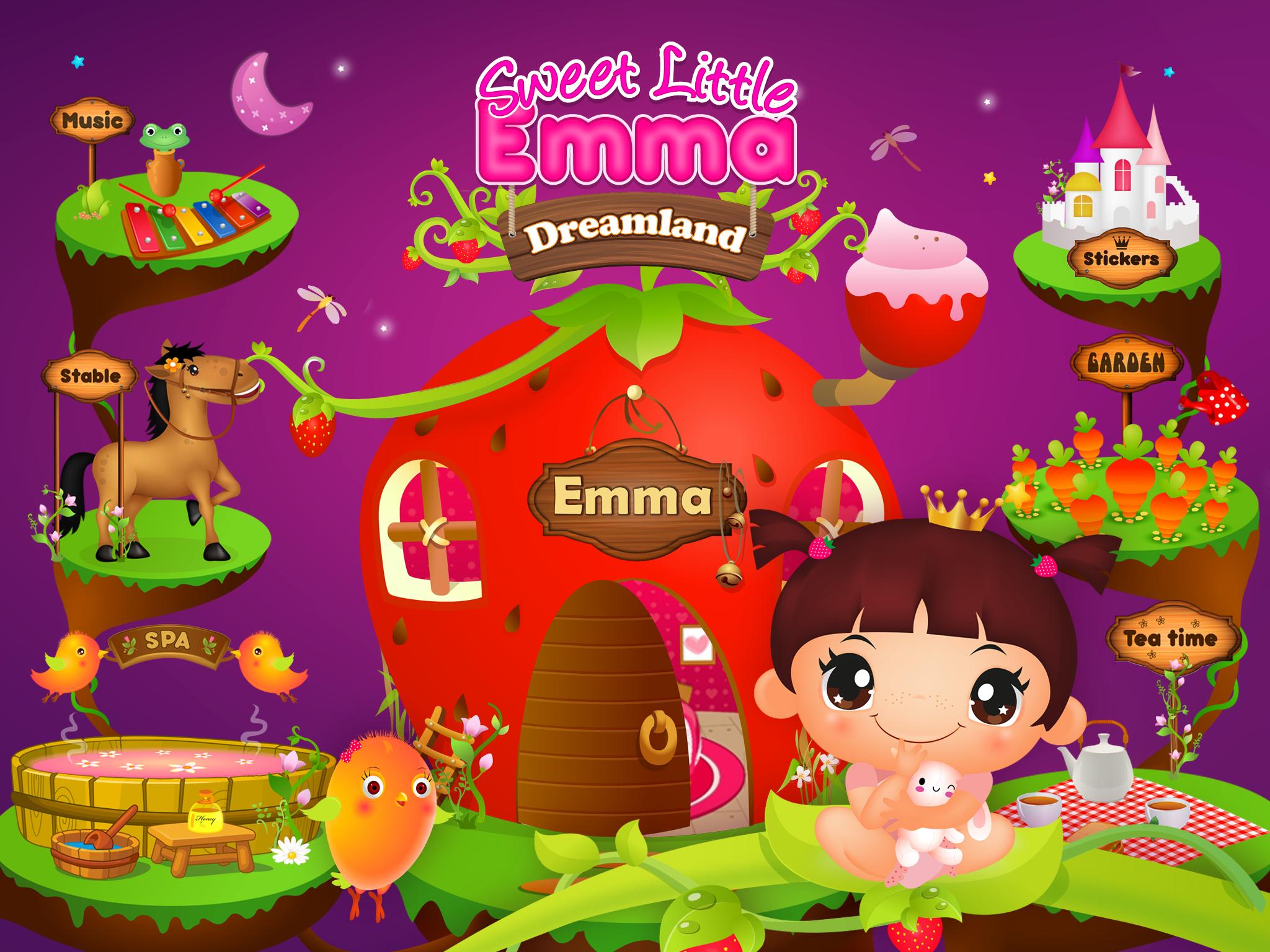 Sweet Little Emma Dreamland
