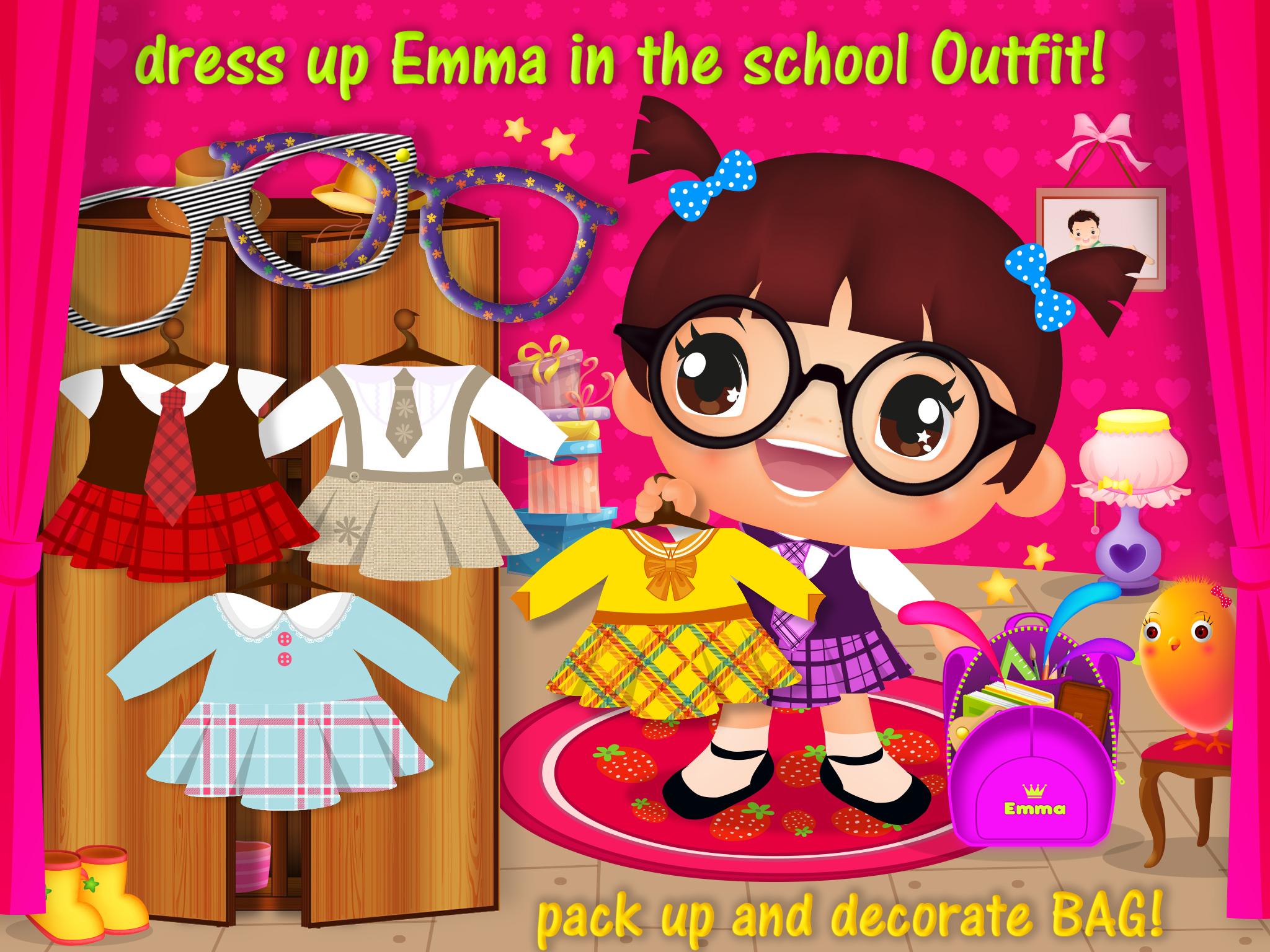 Sweet Little Emma - Playschool
