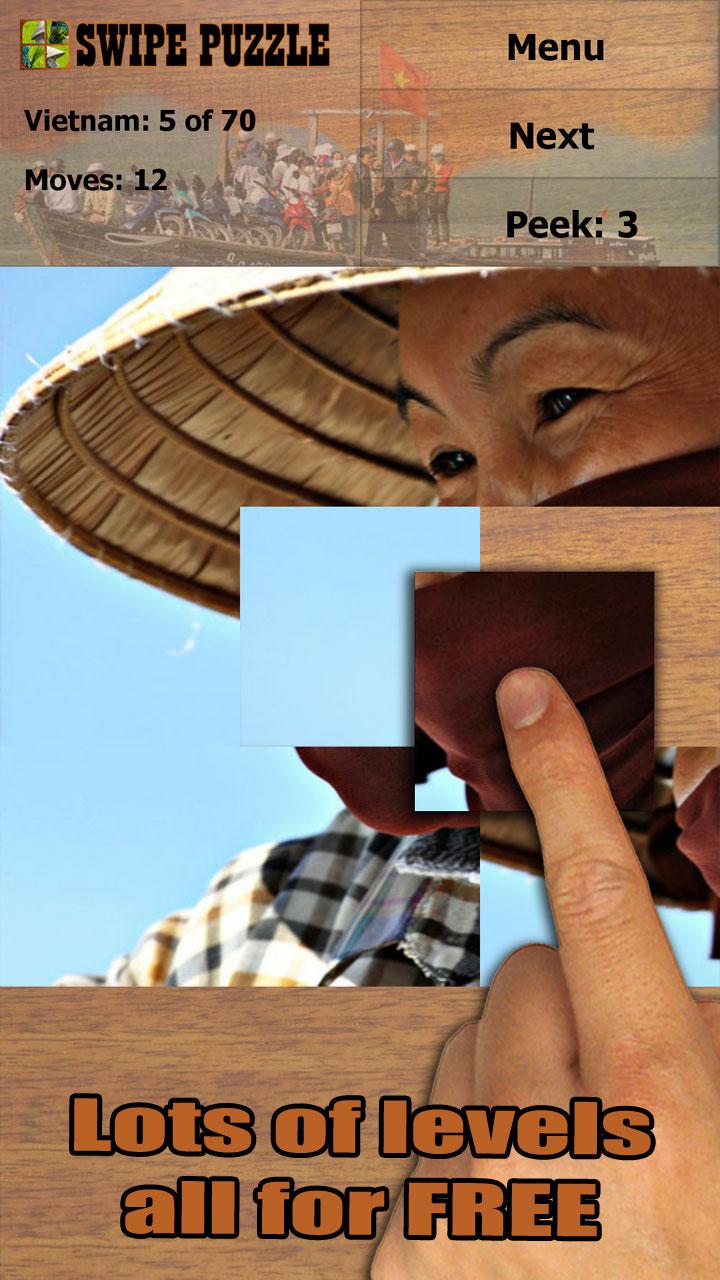 Swipe Puzzle Vietnam