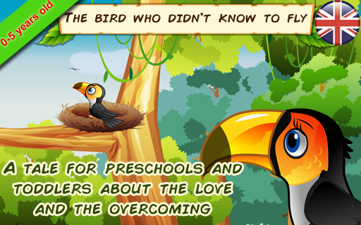 Tale for preschools & toddlers