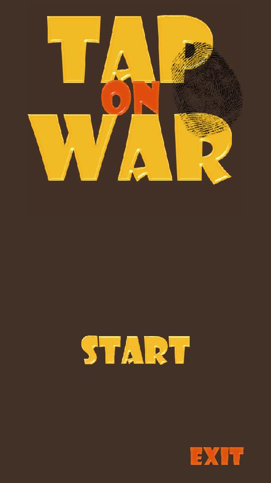 Tap on war
