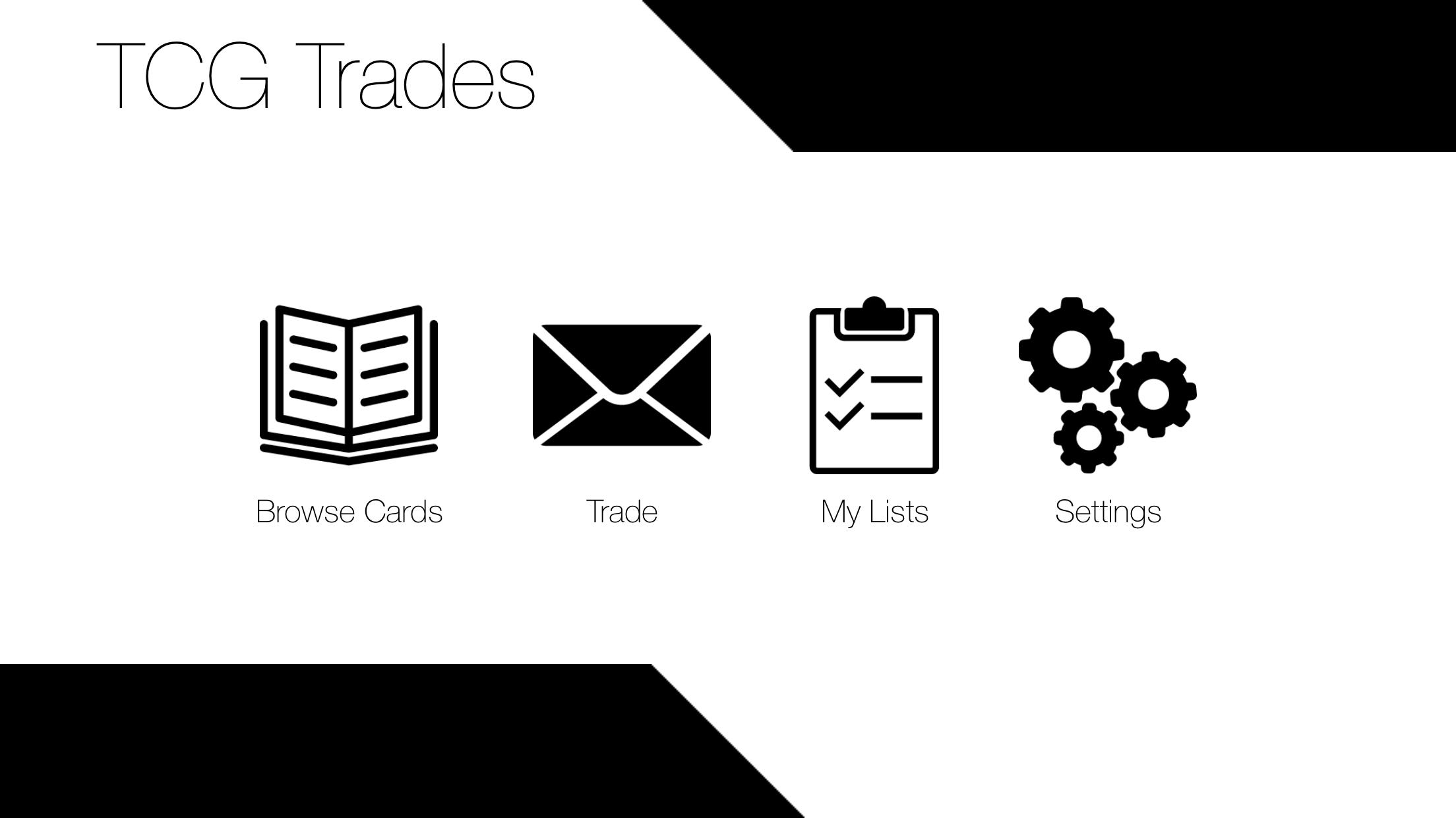 TCG Trades