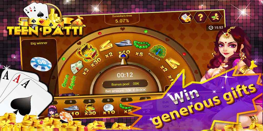 Teen Patti Gold Flush Poker
