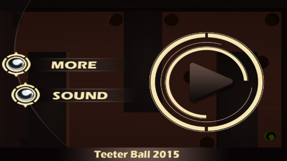 Teeter Ball 2015