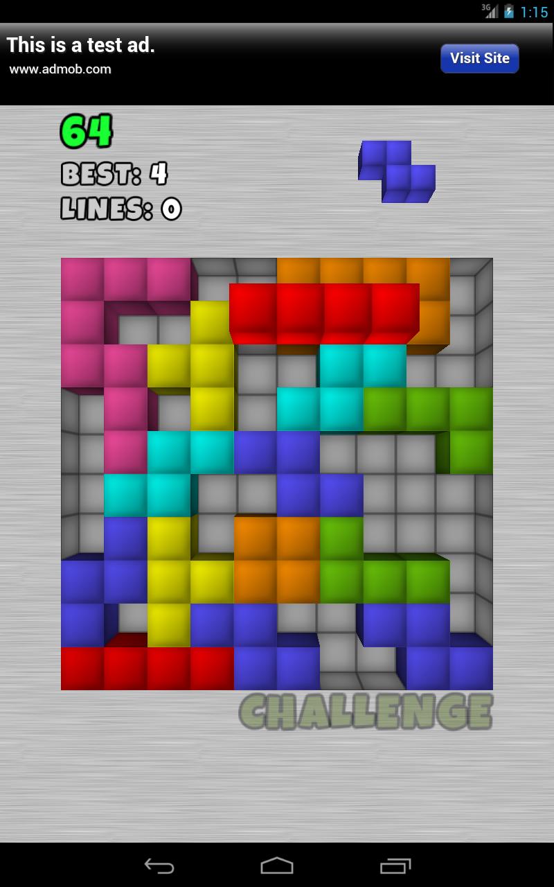 TetroCrate: Brick Game
