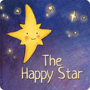 The Happy Star – Interactive Children's Picture Book