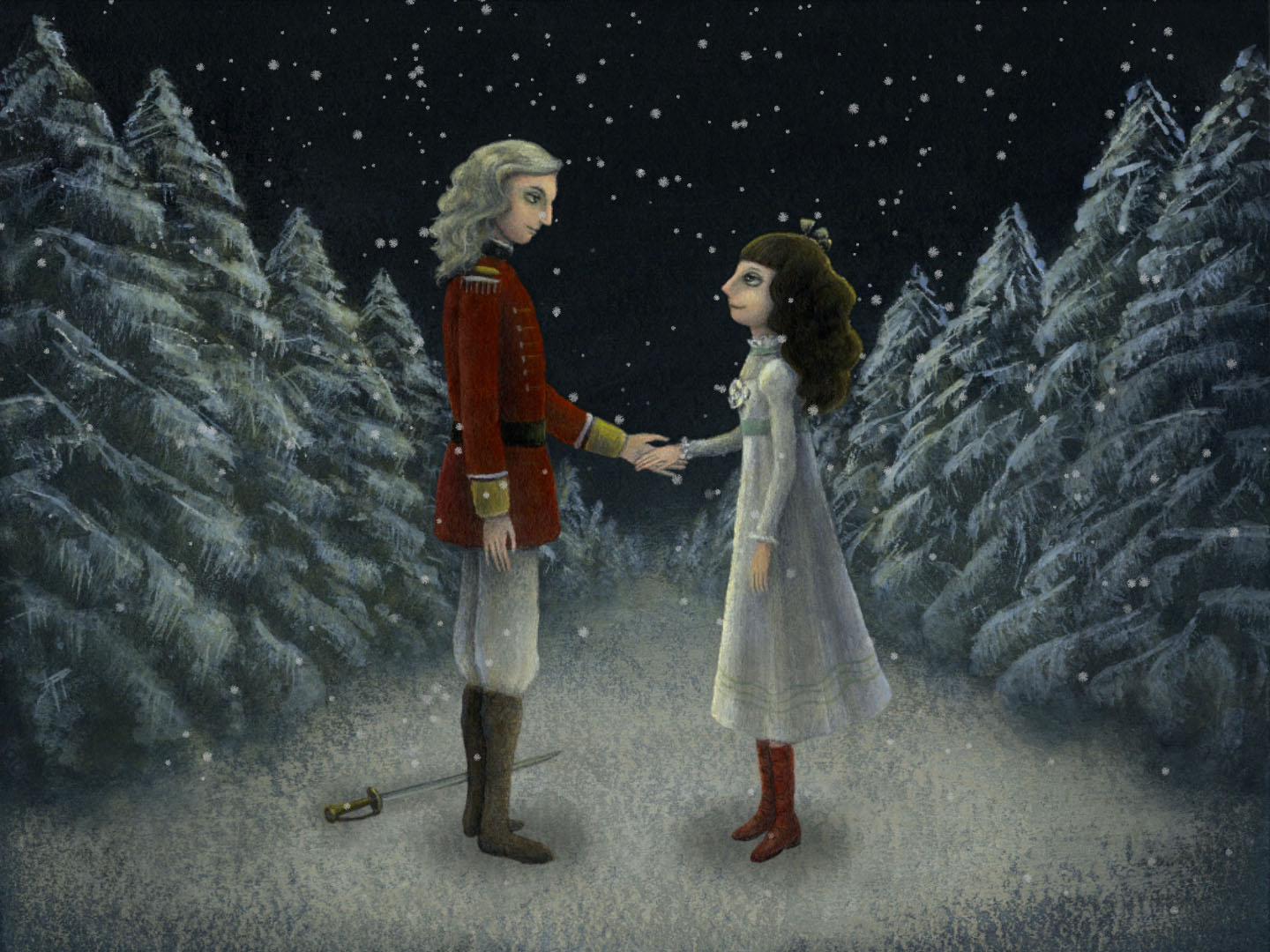 The Nutcracker Musical Storybook