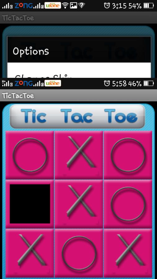 TicTacToe – an addicting game
