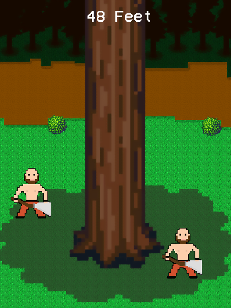 Timbermen vs Tree