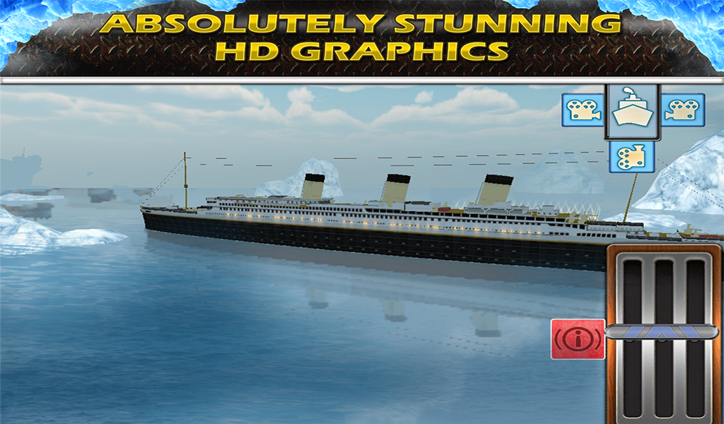 Titanic Escape Crash Parking