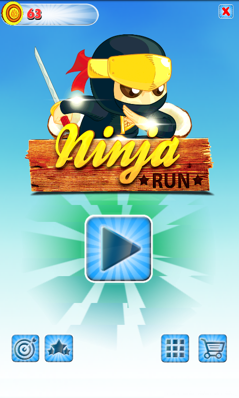 Toddler Ninja Runner