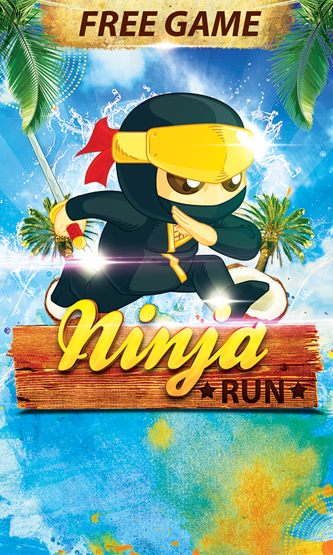 Toddler Ninja Runner