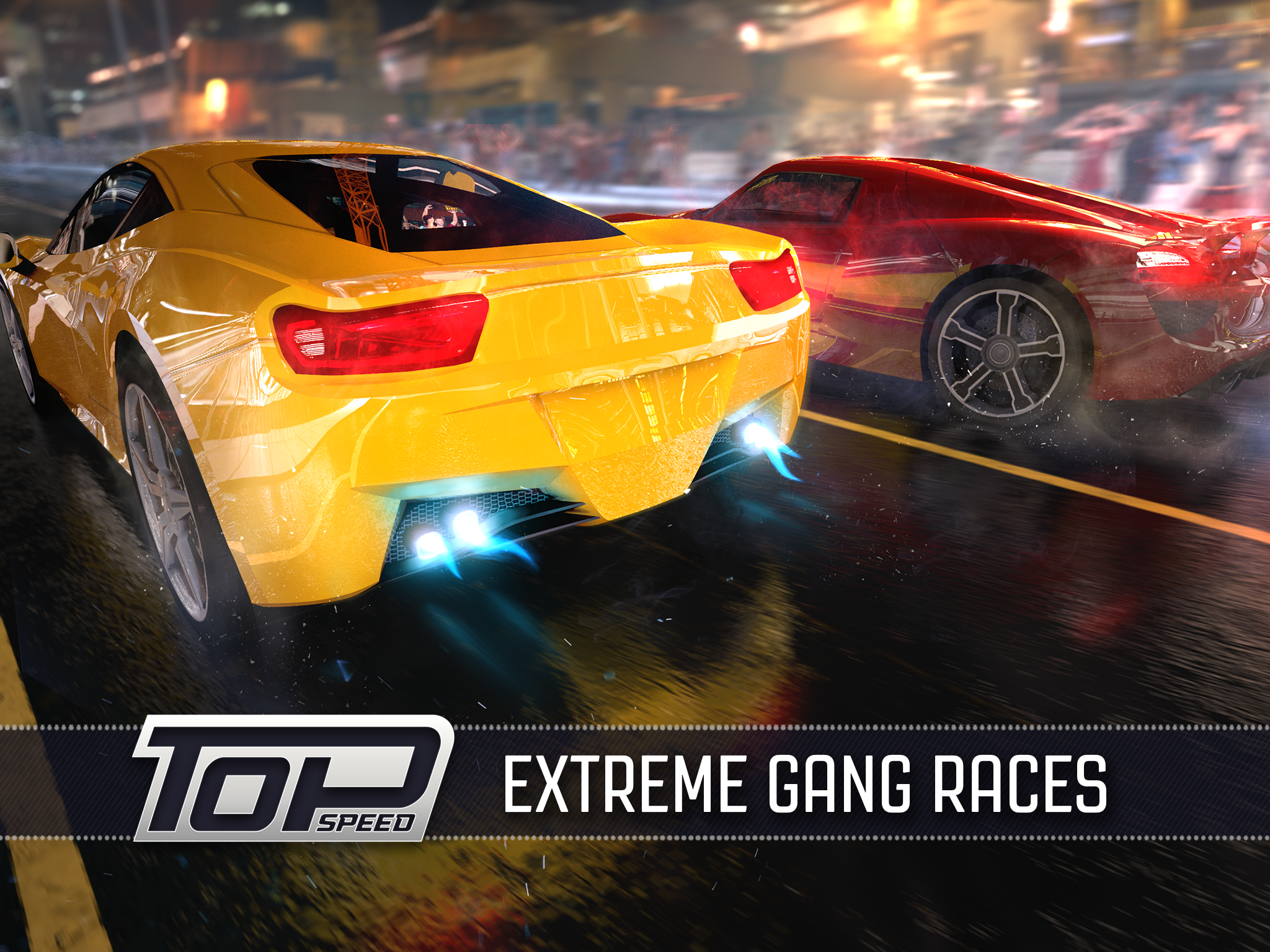 Top Speed: Drag & Fast Racing
