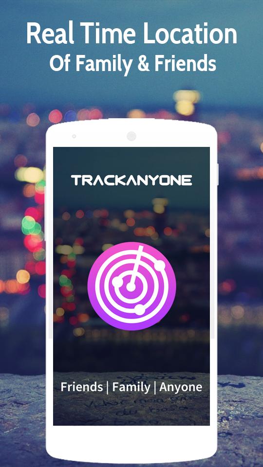TrackAnyone