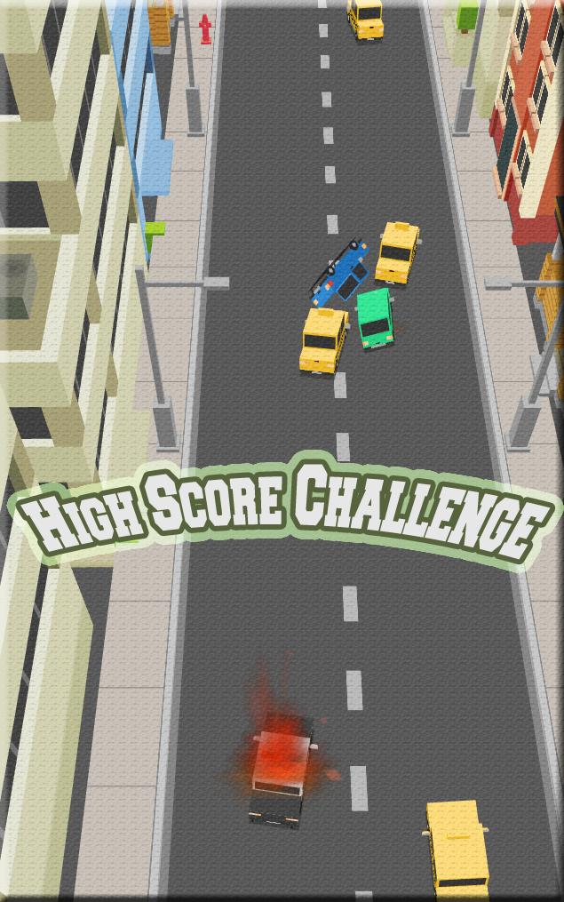 Traffic Crash Dash