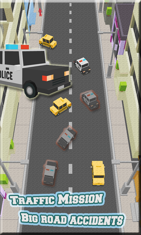 Traffic Crash Dash