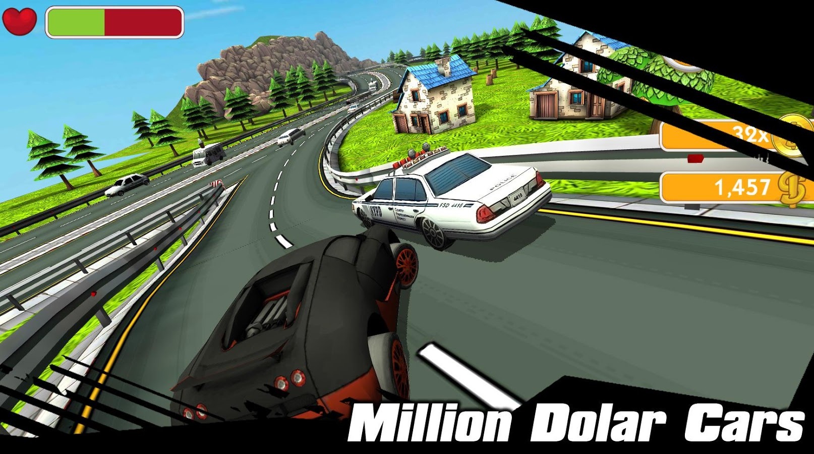 Traffic Crash: Highway Racer