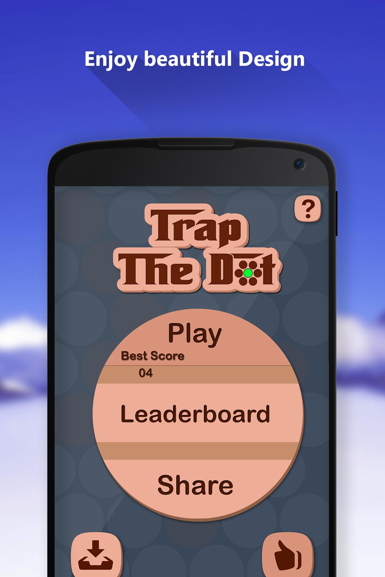 Trap The Dot : Fun Game