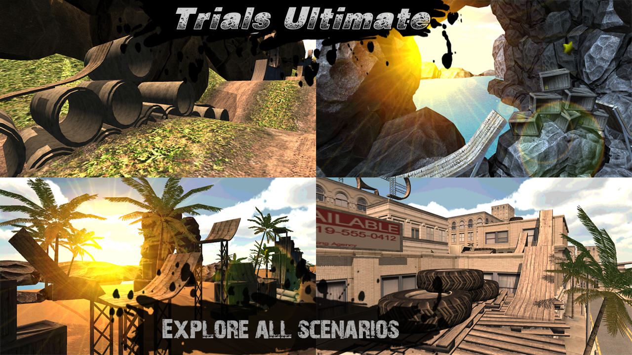 Trials Ultimate Racing