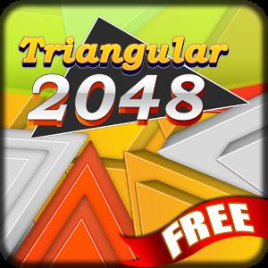 Triangular 2048 – Free