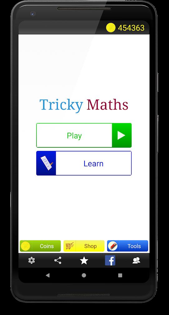 Tricky Maths