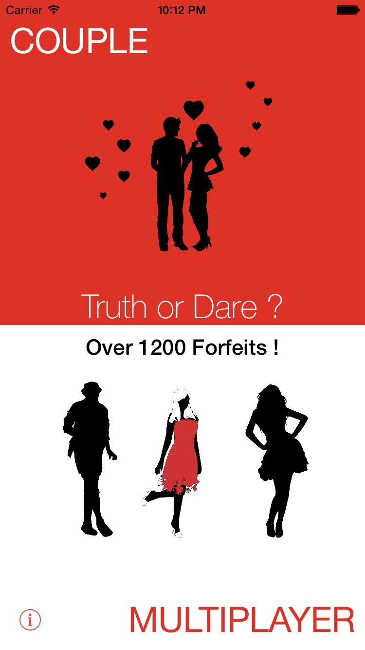 Truth or Dare Dirty – iPhone / iPad