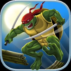 Turtle Ninja Jump