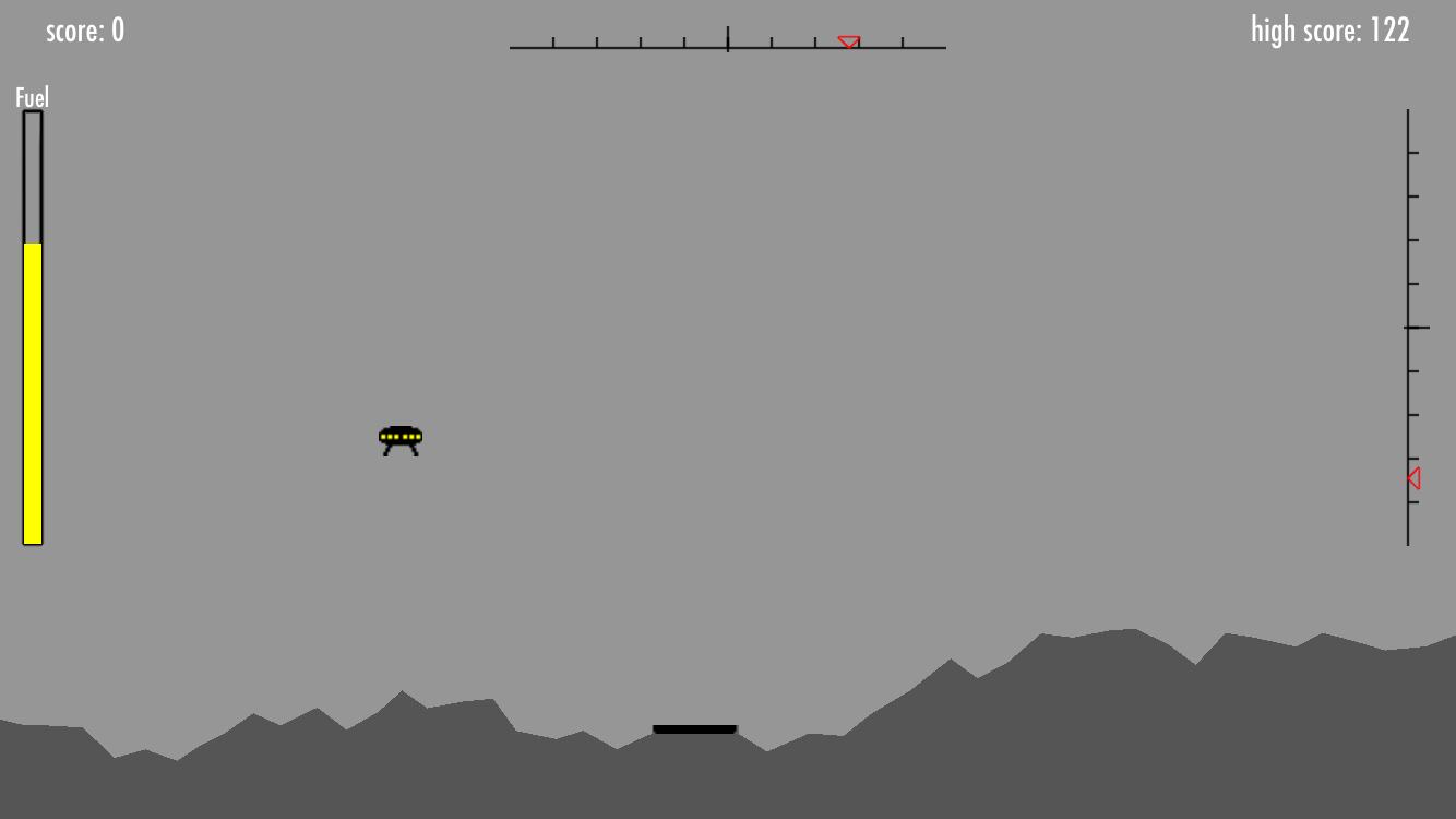 UFO Lander