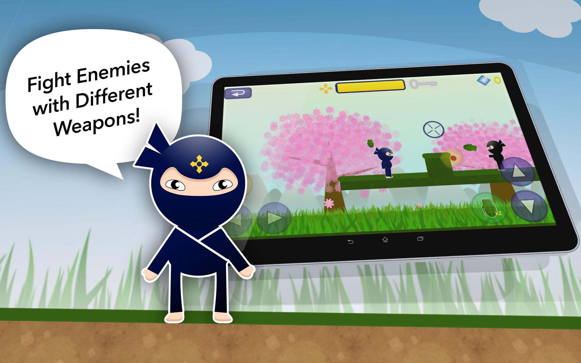 Ukemi Ninja