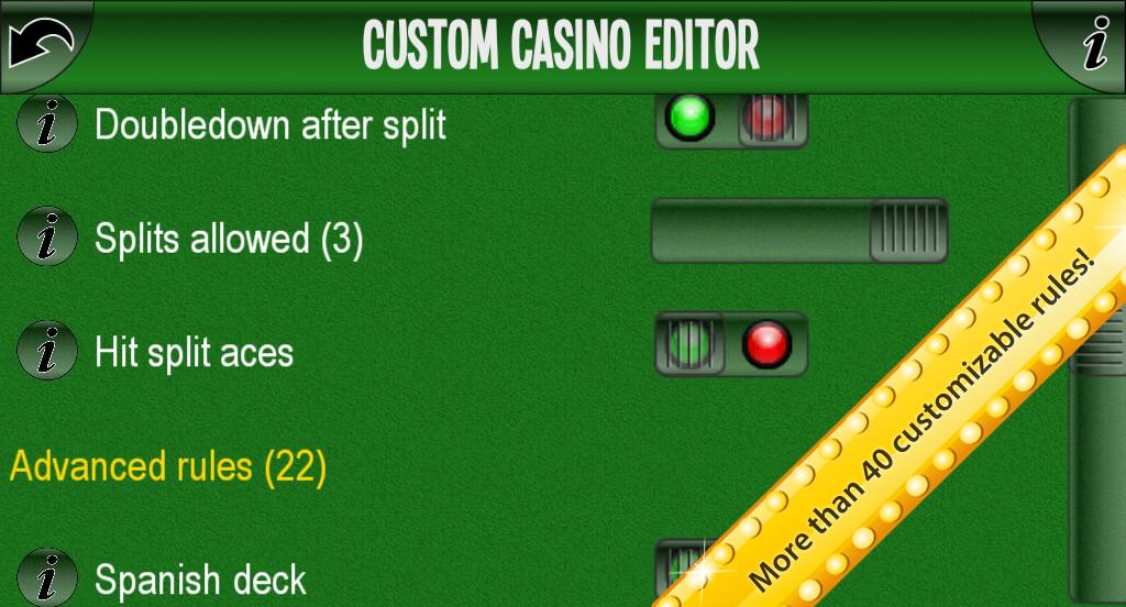Ultimate BlackJack Reloaded